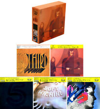 "SOFT MACHINE ""4 Fourth"" Japan Mini LP 6 CD BOX Ratledge, Dean, Hopper, Wyatt"