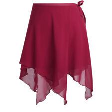 Women's Adult Dancewear Tutu Mini Ballet Pettiskirt Ballerina Party Skirt Dress