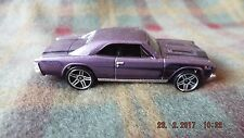 MATTEL MADE IN MALAYSIA 67 CHEVELLE