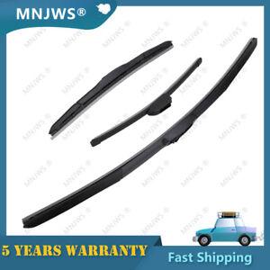 Fits For Hyundai i30 GD GD2 2012-2017 AU Set of 3 Windscreen Wiper blades *NEW*