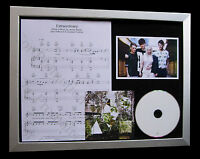 CLEAN BANDIT Extraordinary GALLERY QUALITY CD FRAMED DISPLAY+EXPRESS GLOBAL SHIP
