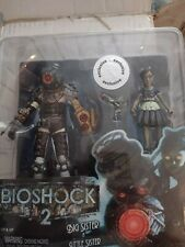 NECA Bioshock 2 Toys R Us Exclusive Big Sister Little Sister Action Figure New
