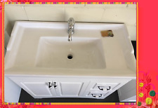 French Provincial Bathroom Vanity Ceramic Basin Louice 900 Basin Only