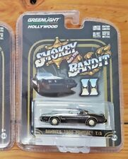 GREENLIGHT HOLLYWOOD PONTIAC TRANS AM SMOKEY AND THE BANDIT II 1980 (A+/A)