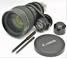 Canon Zoom Lens 11.5-138mm, T/2.5 (f/2.2) SC12X11.5 Arri-B for Super 16,Arriflex