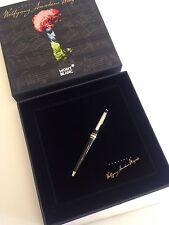 MONTBLANC *MST Mozart* Kugelschreiber N°116 Ballpoint pen blk/gold -594
