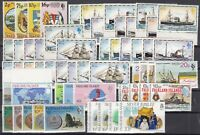 X2159/ BRITISH FALKLAND – 1974 / 1982 MINT MNH MODERN LOT – CV 175 $