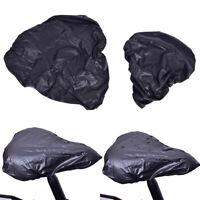 Elastic Waterproof Bike Bicycle Seat Rain Cover Elastic Rain and Dust ResistaWD