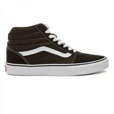VANS Ward Hi Zapatillas Zapatos Altos Unisex Negro