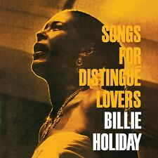 Billie Holiday SONGS FOR DISTINGUE LOVERS 180g LIMITED New Colored Vinyl LP