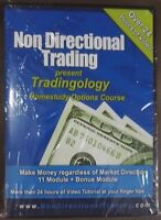 Brand New Sealed DVD - Master the Art of Non Directional Options Trading Course