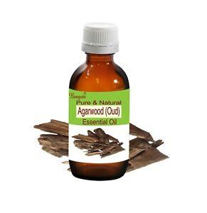 Agarwood (Oud) Pure & Natural Essential Oil Aquilaria agallocha by Bangota