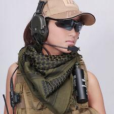 Hot Sales Fashion Army Tactical Keffiyeh Arab Scarf Shawl Neck Cover Head Wrap