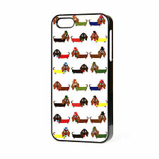 Nuevo Diseño Super Lindo Salchicha perro perro salchicha Iphone teléfono caso Libre P&P.