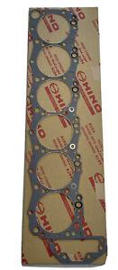 NEW Genuine Hino OEM head gasket J08C J08E FD FE FF SG 238 258 268 338