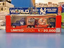 White Rose MLB 1998 NY Yankees World Series Champions Peterbilt Kenworth