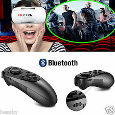 VR BOX Virtual Reality 3D Glasses Game BT Remote Control For iPone Android HM-0