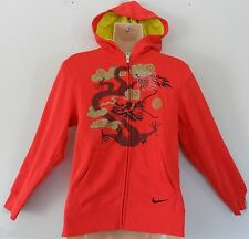 SPECIAL~Nike CHINESE NEW YEAR OF THE DRAGON HOODY Sweat Shirt Jacket~YOUTHS sz M