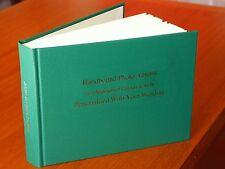 Handbound Photo Album, 150 x 205mm, 60 Acid-Free Cream Pages, Personalised