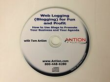 How to Start Blogs to Promote Your Business -Tom Antion