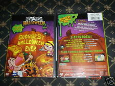 Cartoon Network: Halloween 2 Grossest Halloween Ever (DVD, 2005)