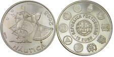Portugal 10 Euro 2003 Nautica Navigation SILVER UNC