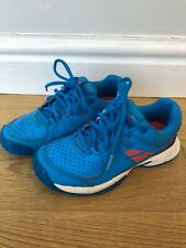 Babolat Junior Pulsion All Court Tennis Shoes, size UK 13