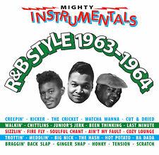 Mighty R&B Instrumentals 1963-64 4CD