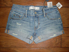 Women's Abercrombie & Fitch Shorts Size 0 NWT