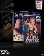 TITO ORTIZ MEXICAN FLAG ROUND 5 UFC FAN EXPO ACTION FIGURE TOY - MINT