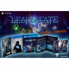 Leap of Fate Limited Edition PS4 Play Exclusive Limited Run Only 1200 WW