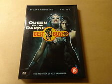 DVD / QUEEN OF THE DAMNED ( STUART TOWNSEND, AALIYAH )