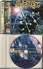 FEDERATION - hold on  3 trk MAXI CD 1994 MARLBORO MUSIC