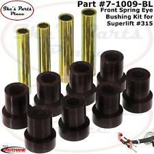 Prothane 7-1009-BL Spring Eye Bushing Kit for Superlift Springs 69-87 Blazer 4wd