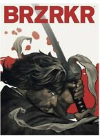 BRZRKR #1 VERY LIMITED (Only 750 copies) Khalidah Variant! 🔥