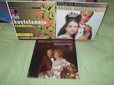 Andre Kostelanetz & Beverly Sills Music Of Victor Herbert, Strauss Waltzes.. Lot