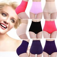 Sexy Lady Underwear Women Briefs Body Shaper Slim Pant High Waist Briefs Bodycon