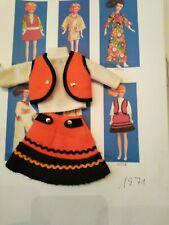 Barbie Vintage altes Petra Plasty von 1971 #5718