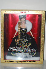 2006 HOLIDAY BARBIE DOLL BY BOB MACKIE, HOLIDAY DOLLS COLLECTION, J0949, NRFB