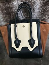 df49219446fe POUR LA VICTOIRE BUTLER large tote leather bag purse - natural - brown - NWT