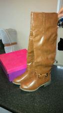 Dune Standard (D) Width Block Boots for Women