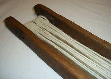 Vintage Wood Weaving Loom Shuttle