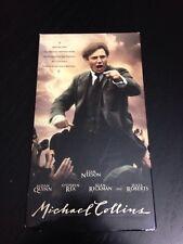 Michael Collins VHS Liam Neeson, Julia Roberts
