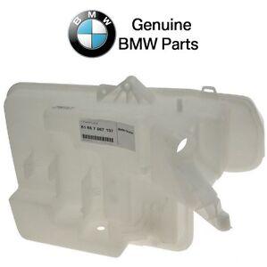 NEW For BMW E60 525xi 528i xDrive 530i Windshield Washer Fluid Reservoir Genuine