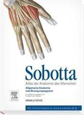 Als gebundene Ausgabe mit Anatomie-Bücher für Studium & Erwachsenenbildung