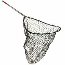Frabill Sportsman Scooper Net with 36-Inch Fixed Handle (Tangle Free Net), 21 x