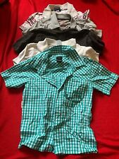 5 x Boys T-Shirts/shirts, Age 5-6 (Bench Umbro Disney )  VG/EX Condition