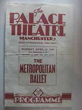 Original 1940s Ballets Collectables