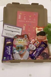 Birthday Gift For Her, Letter Box Gift, Birthday Present, Hug in A Box, Hamper