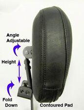 Fully Adjustable Driver's Backrest for Honda Shadow VT1100 Ace / Ace Tourer
